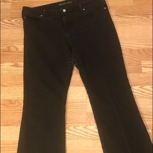 Michael Kors Women Black Jeans